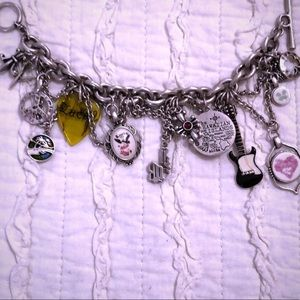 Lucky Charm Bracelet Rock & Roll Collectible